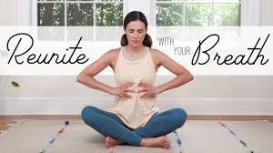 Reunite With Your Breath | Yoga With Adriene - YouTube