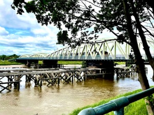 A bridge of the Dee river