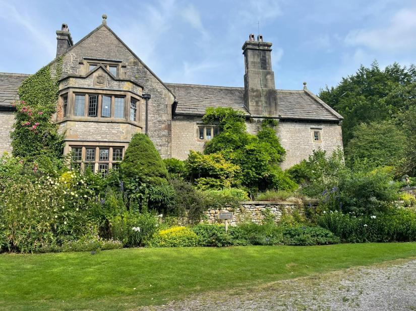 Our Youth Hostel, used to be Hartington Hall